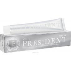 PRESIDENT White зубная паста для отбеливания (75 мл)