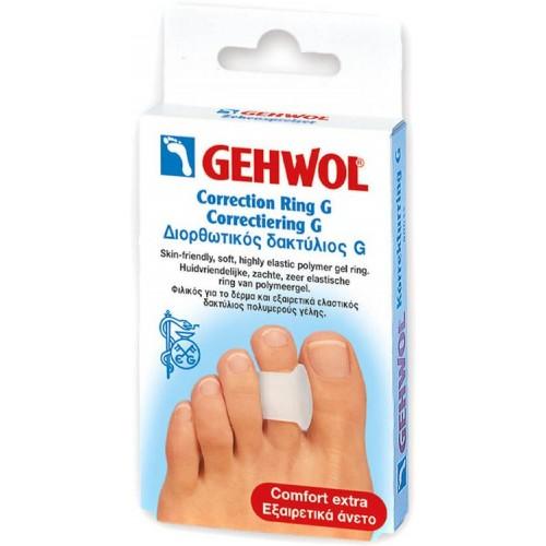 Gehwol Correction Ring G - Кольцо-корректор G - предотвращеие искривления 2-го пальца (3шт)