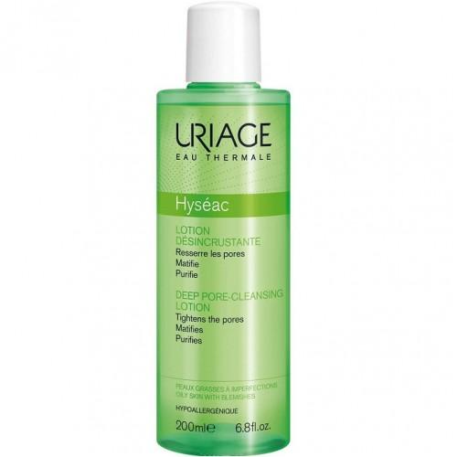 Uriage Hyseac Лосьон для лица для глубокого очищения пор (200мл)