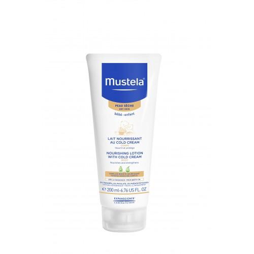 Mustela Cold Питательное молочко для тела (200 мл)