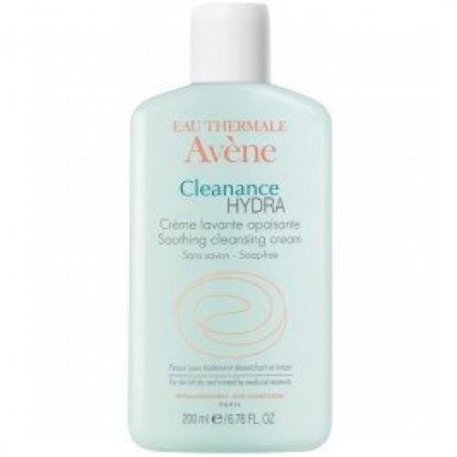 Avene Cleanence hydra Очищающий смягчающий крем (200мл)