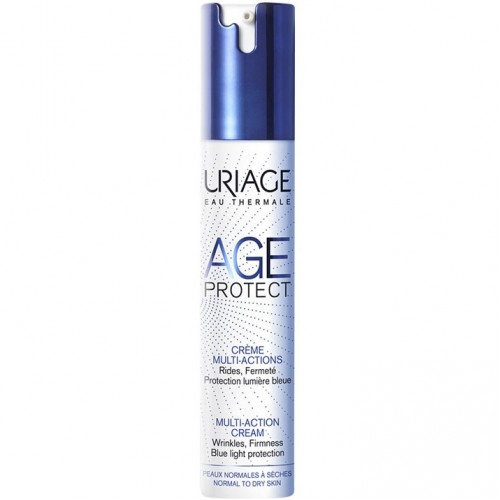 Uriage Age Protec Крем для лица дневной многофункциональный (40ml)