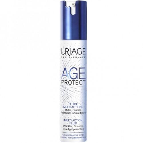 Uriage Age Protect Эмульсия для лица дневная многофункциональная (40мл)