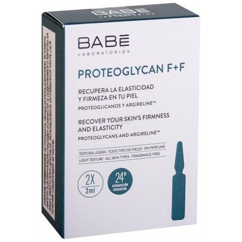 BABE Laboratorios - PROTEOGLYCAN F+F Ампулы антивозрастные с лифтинг эффектом (2х2ml)