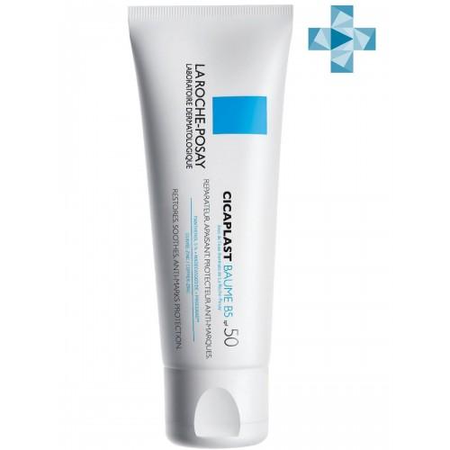 La roche-posay cicaplast b5 SPF50 Бальзам мультивосстанавливающий для чувствительной и раздраженной кожи (40 мл)