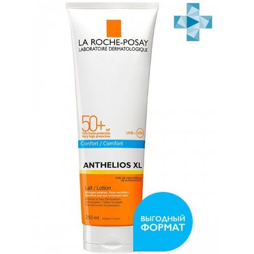 La Roche-Posay Anthelios SPF50+ Молочко для лица и тела с SPF50+ (250мл)