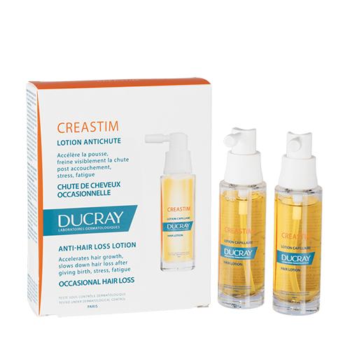 Ducray Creastim Лосьон от временного выпадения волос  (2*30 мл)