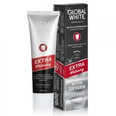 Global White Паста зубная  экстра отбеливающая Активный кислород (100 мл)