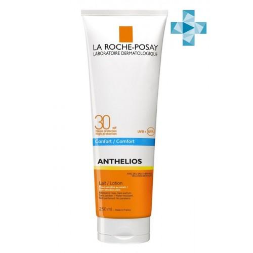 La Roche-Posay Anthelios SPF30+ Молочко для лица и тела с SPF30+ (250мл)