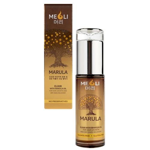 MARULA-Эликсир с маслом марулы для роста волос (60мл)