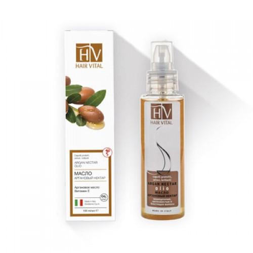 HAIR VITAL Argan nectar-Масло увлажнение и защита от внешних факторов(50мл)