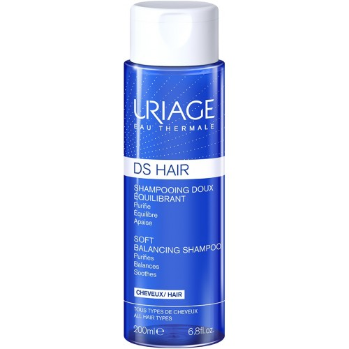 Uriage DS Hair - Шампунь балансирующий (200мл)
