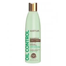 """Kativa Oil control шампунь """"Контроль"""" для жирных волос (250мл)"""