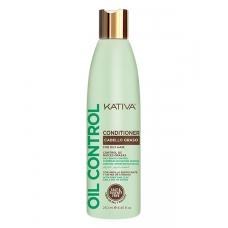 Kativa Oil control Кондиционер «Контроль» для жирных волос (250мл)