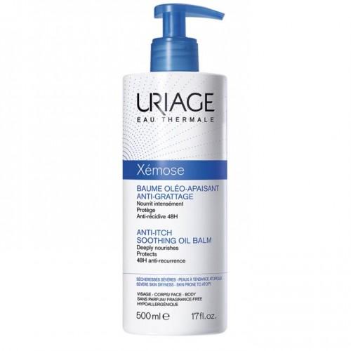Uriage Xemose - Успокаивающий масляный бальзам (500мл)