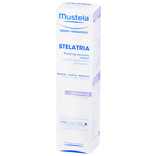 Mustela Stelatria Крем-эмульсия восстанавливающая (40 мл)