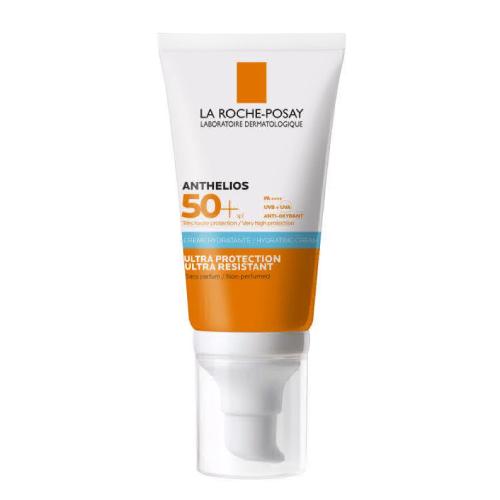 La Roche-Posay ANTHELIOS SPF 50+ Увлажняющий крем для лица и глаз SPF50 (50ml)