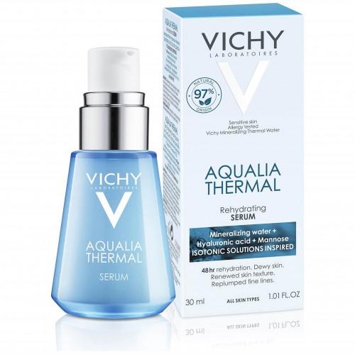 Vichy Aqualia- Увлажняющая сыворотка (30 мл.)