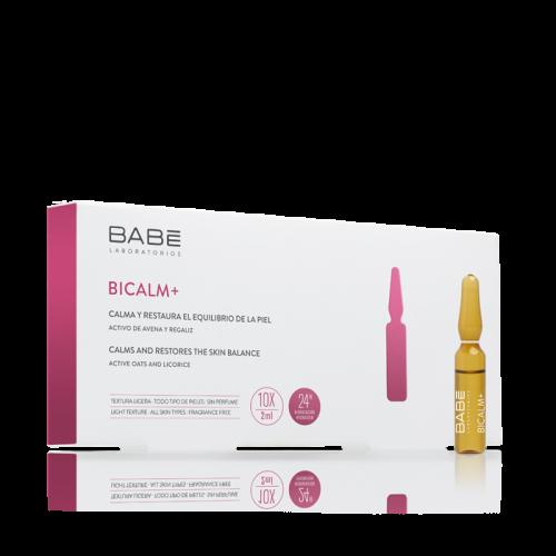 BABE Laboratorios - BICALM+ Ампулы успокаивающие для чувствительной кожи (10х2ml)