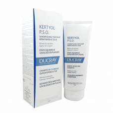 Ducray Kertyol P.S.O Шампунь уменьшающий шелушения кожи головы (200 мл)