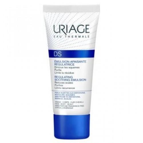 Uriage DS эмульсия - средство себорегулирующего ухода. (40 мл.)