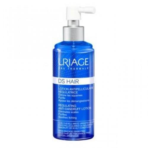 Uriage DS Hair - Успокаивающий себорегулирующий лосьон-спрей (100 мл.)