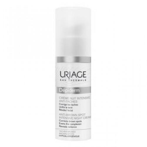 Uriage Depiderm - Интенсивный ночной депигментирующий уход (30мл.)