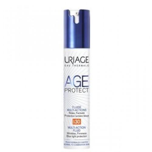 Uriage Age Protect Многофункциональная дневная эмульсия SPF 30 (40 мл.)
