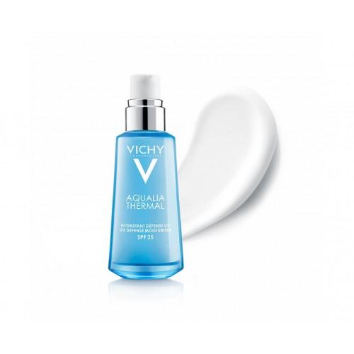 Vichy Aqualia Увлажняющая эмульсия с SPF25 для всех типов кожи (50 мл)
