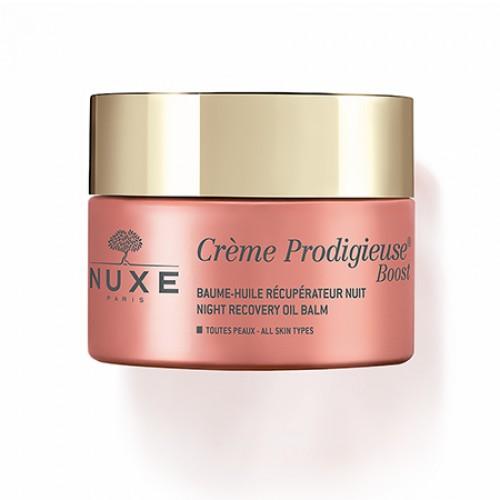 NUXE CRÈME PRODIGIEUSE Boost - Крем ночной - для всех типов кожи (50 мл)