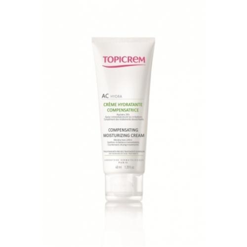 Topicrem AC Крем компенсирующий увлажняющий для проблемной кожи (40 мл)