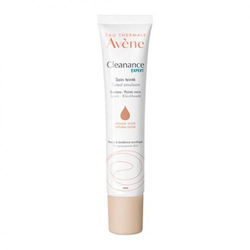Avene Cleanance Expert Эмульсия для проблемной кожи с тонном (40 мл)