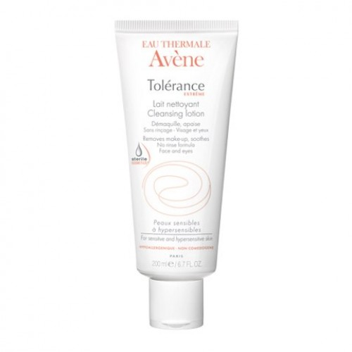 Avene Tolerance Extreme Молочко очищающее для гиперчувствительной кожи (200 мл)