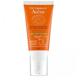 Avene SOLAIRES Крем солнцезащитный антивозрастной SPF50 (50 мл)