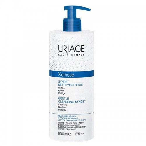 Uriage Xemose - Очищающий крем-гель (500мл)