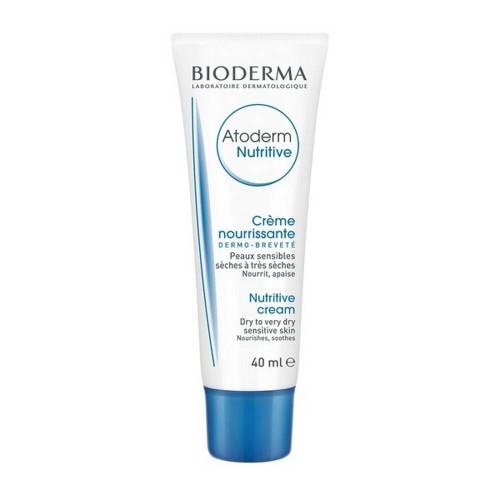 Bioderma Atoderm Nutritive- Крем питательный для лица (40 мл)