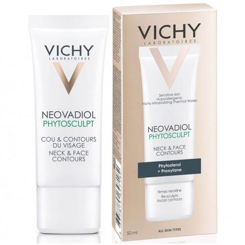 Vichy Neovadiol Phytosculpt - Крем для ремоделирования овала лица (50мл)