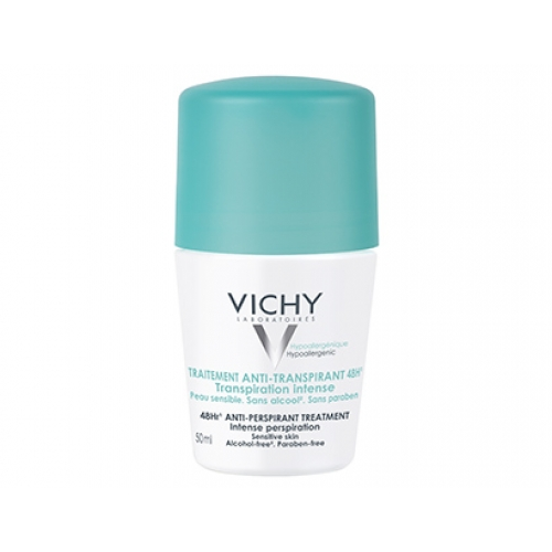 Vichy Дезодорант-антиперспирант 48 часов регулирующий избыточное  потоотделение  (50 мл)