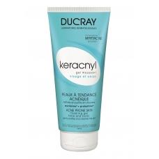 Ducray Keracnyl Гель очищающий против акне (200 мл)