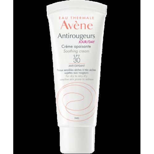 Avene Antirougeurs Крем дневной от покраснений для сух.\чувств. кожи SPF30 (40 мл)