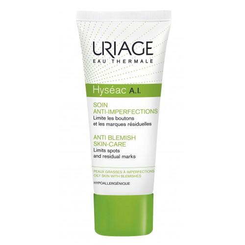 Uriage Hyseac A.I. - Эмульсия против изъянов кожи (40ml)