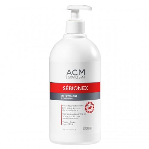 ACM laboratoire SEBIONEX GEL - Очищающий гель (500мл)