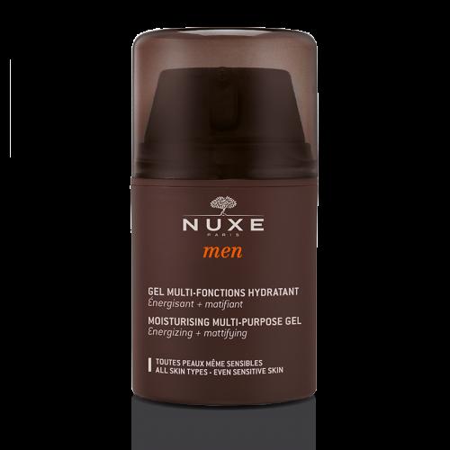 NUXE MEN увлажняющий крем-гель для лица (50 мл)