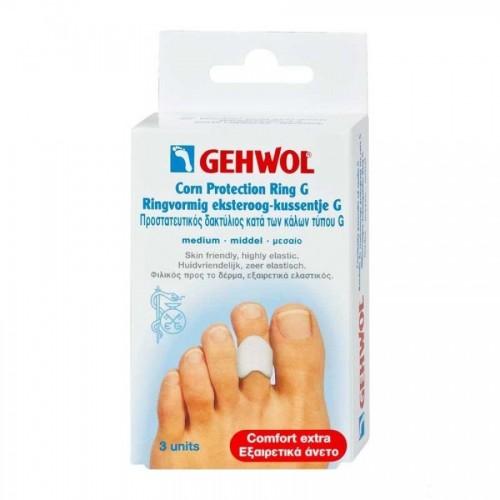 Gehwol Corn Protection Ring G - Кольцо-корректор G для защиты мозолей (3шт)