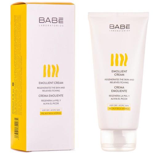 BABE Laboratorios - Крем-эмолиент для сухой кожи (200мл)