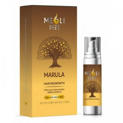 MARULA-Спрей от выпадения и быстрого роста волос (80мл)