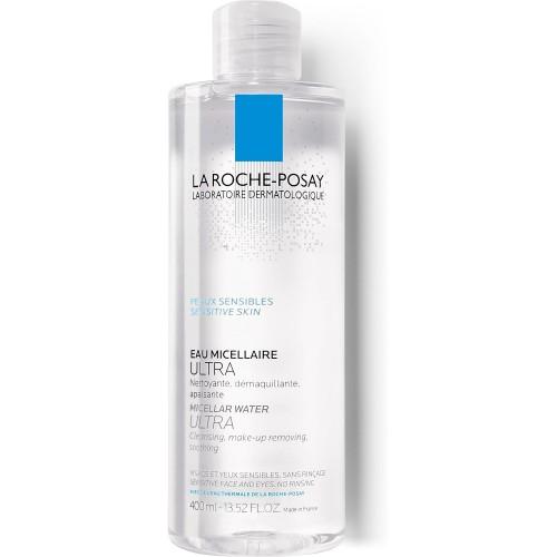 La Roche-Posay Мицеллярный  раствор для чувствительной кожи (400 мл)