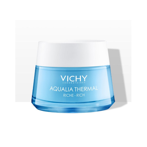 Vichy Aqualia Thermal Rich Крем увлажняющий насыщенный для сухой и очень сухой кожи (50 мл)