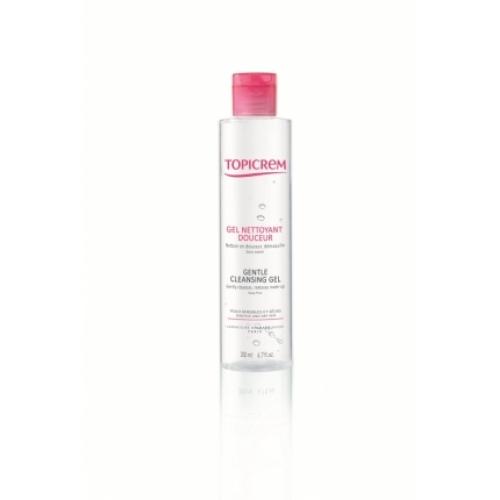 Topicrem Essential Гель мягкий очищающий для лица, тела и волос (200 мл)