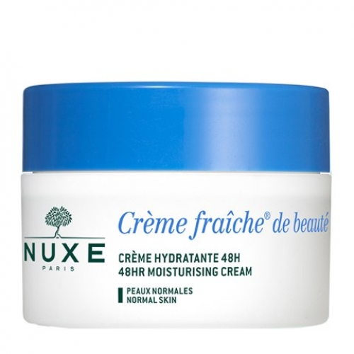 Nuxe Creme Fraiche Крем увлажняющий 48-ч действия для нормальной кожи (50 мл)